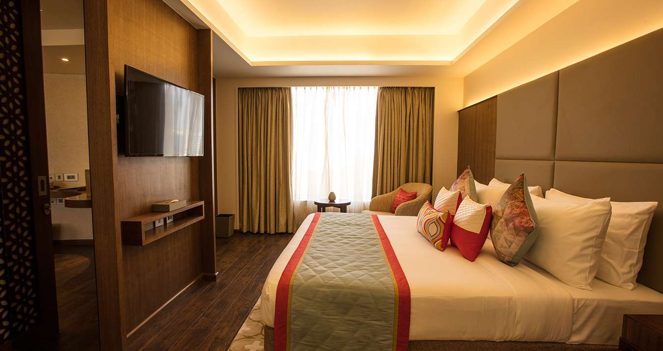 5 Star Luxury Business Hotels In Indore City India Wow